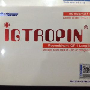 IGTROPIN IGF-1 LONG R3