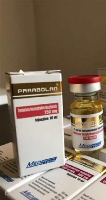 PARABOLAN 150MG BY MEDITECH - 10 ML VIAL Manufacturer: MEDITECH Basic substance: Trenbolone Hexahydrobenzylcarbonate Package: 10 ML VIAL Category: INJECTABLES STEROIDS